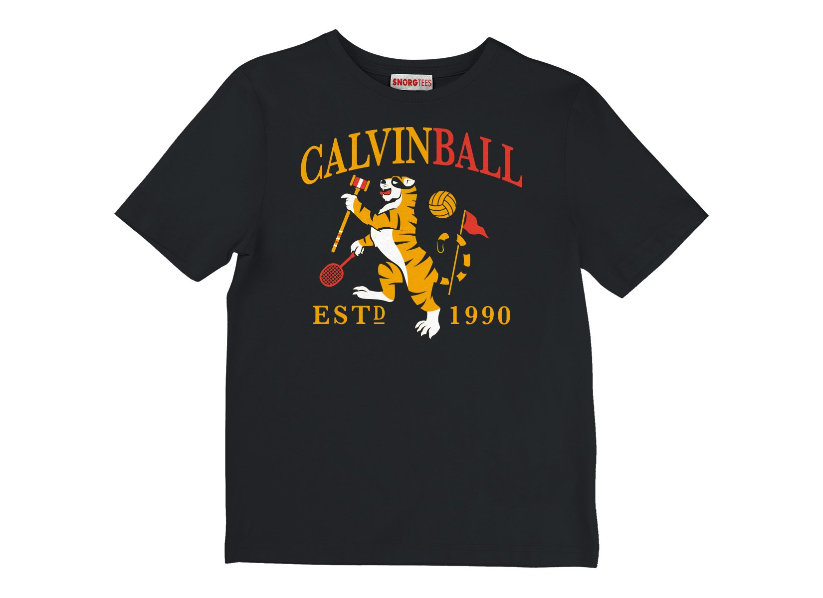Calvinball on Kids T-Shirt