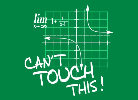 Can't Touch This Equation on Mens T-Shirt