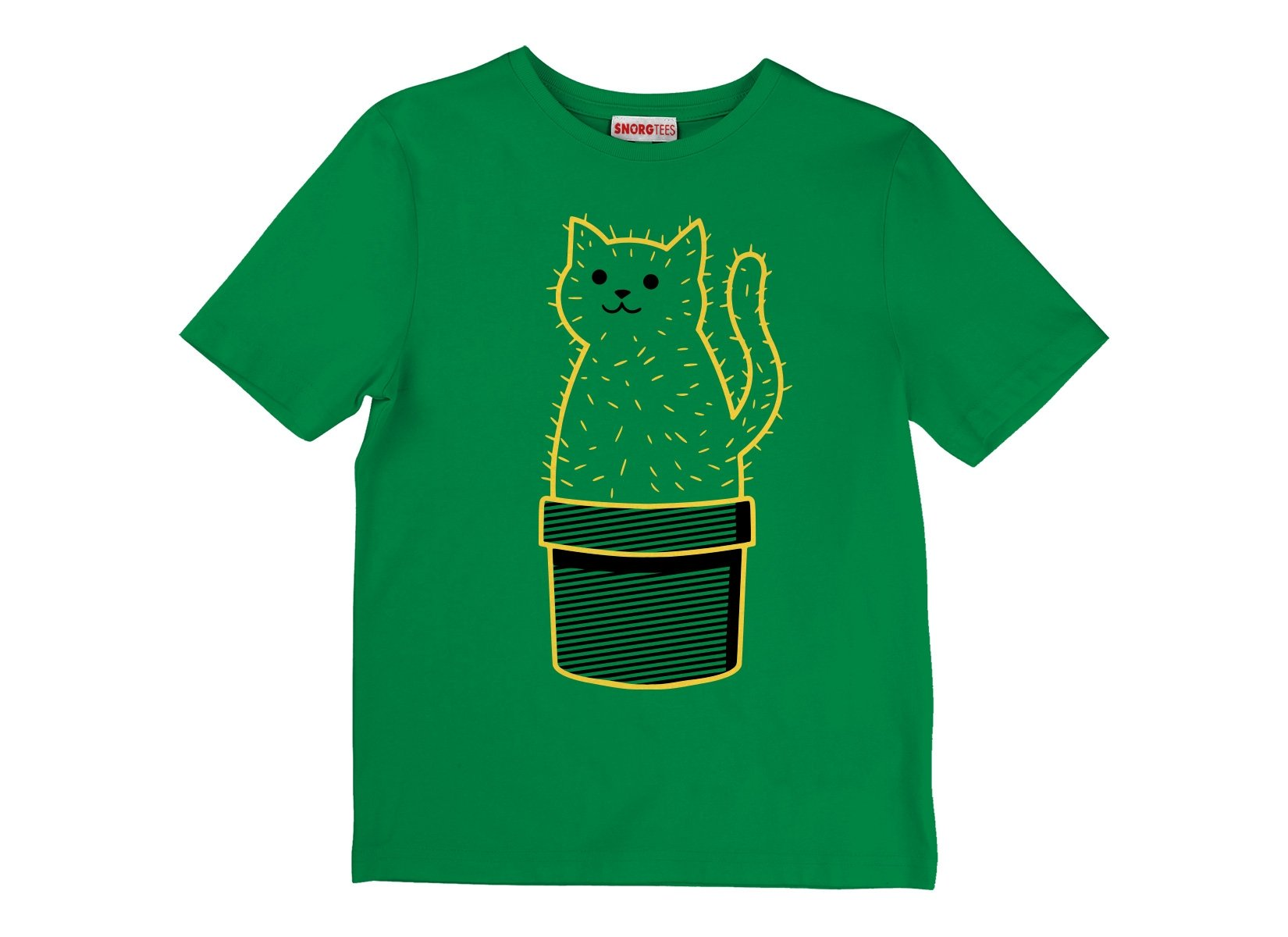 Catcus on Kids T-Shirt
