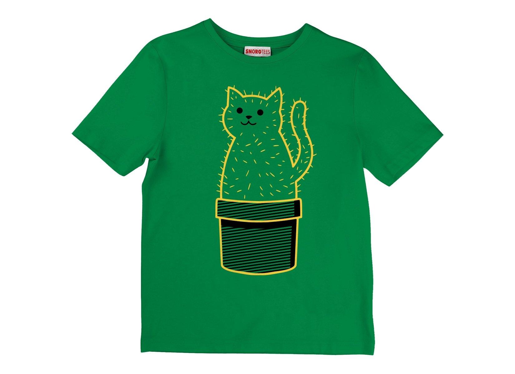 Catcus on Kids T-Shirt