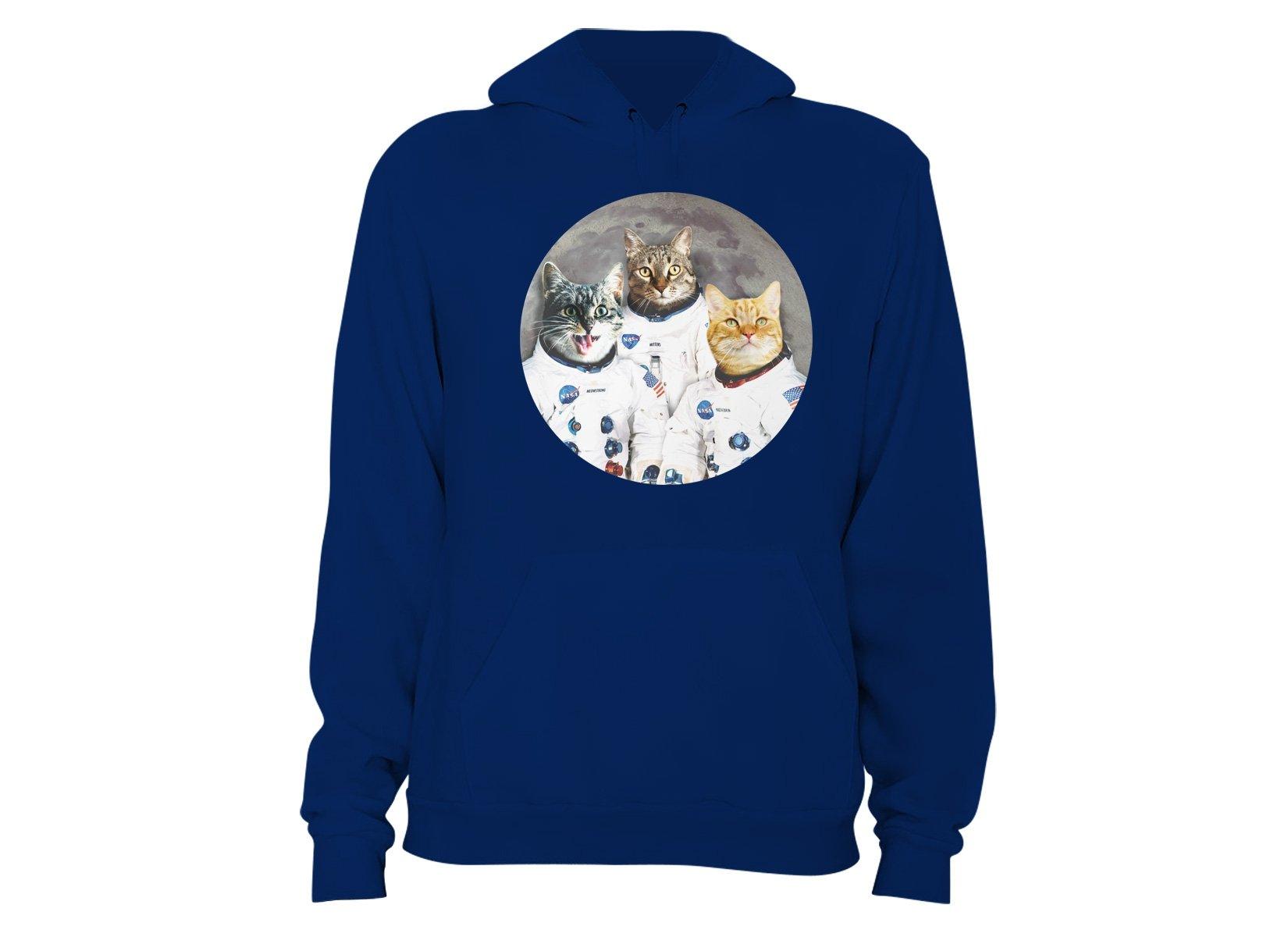 Catstronauts on Hoodie