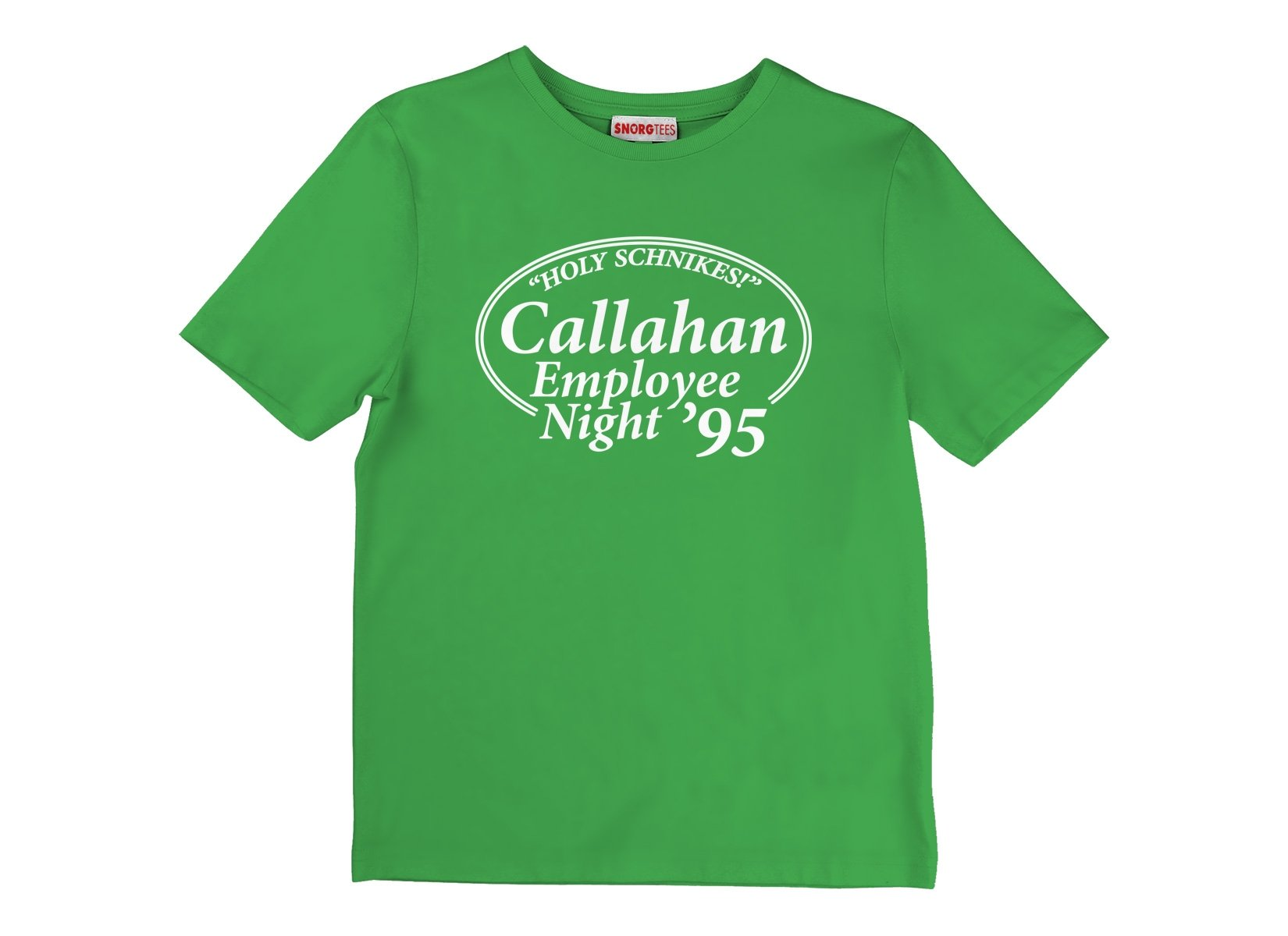 Callahan Employee Night on Kids T-Shirt