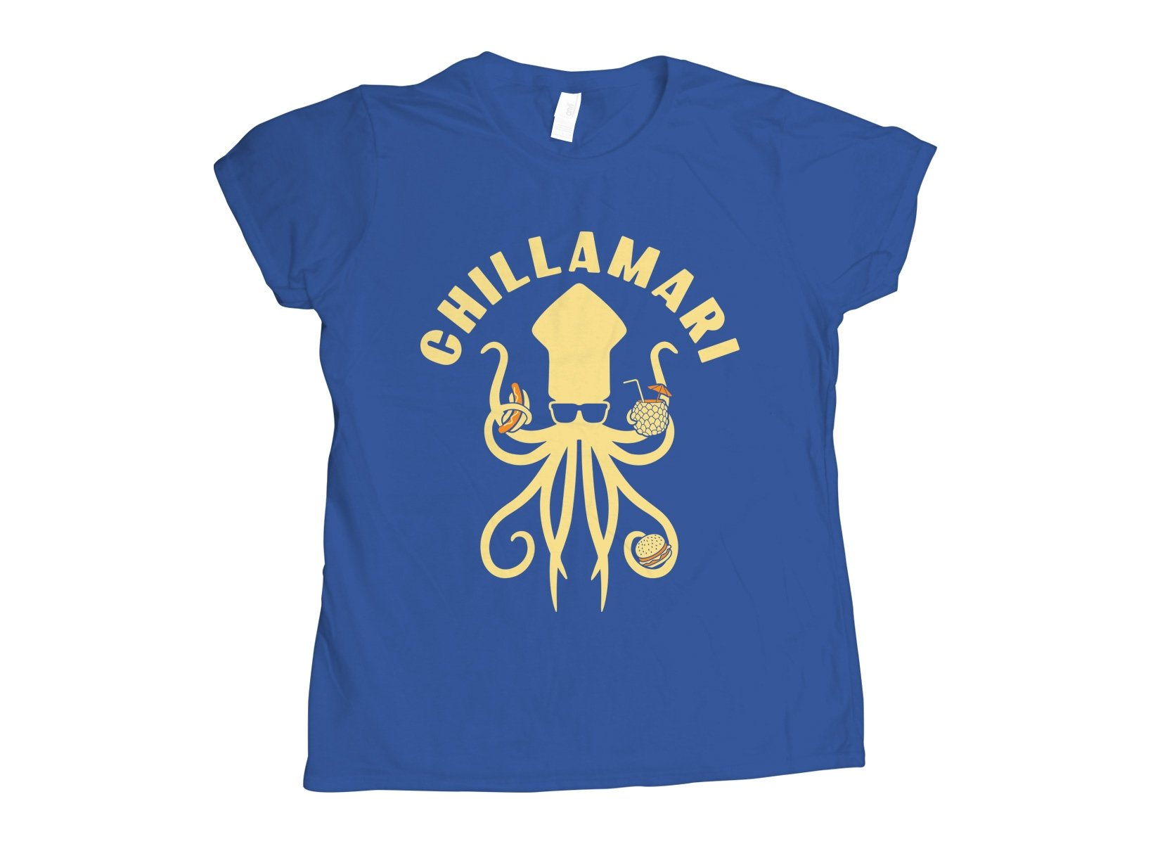 Chillamari on Womens T-Shirt