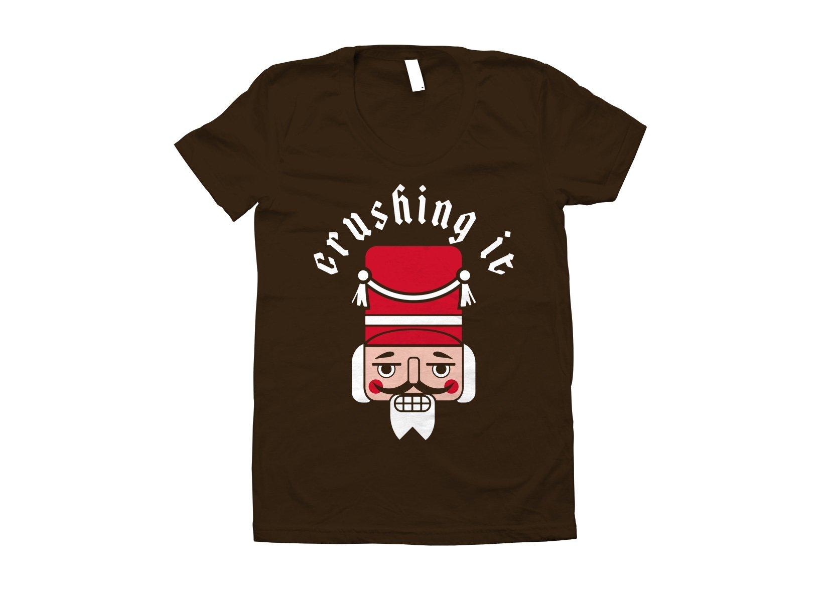 Crushing It on Juniors T-Shirt