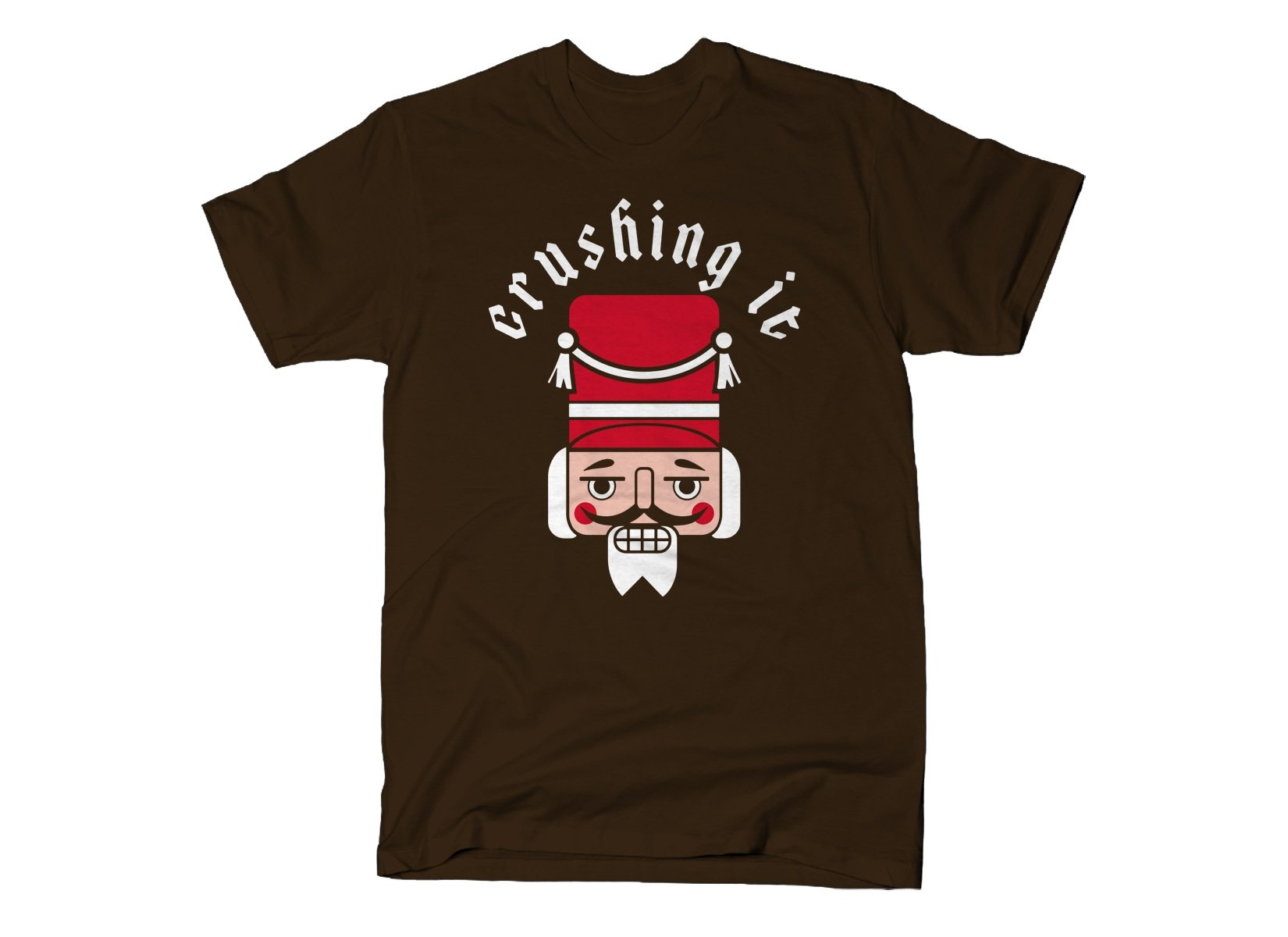 Crushing It on Mens T-Shirt