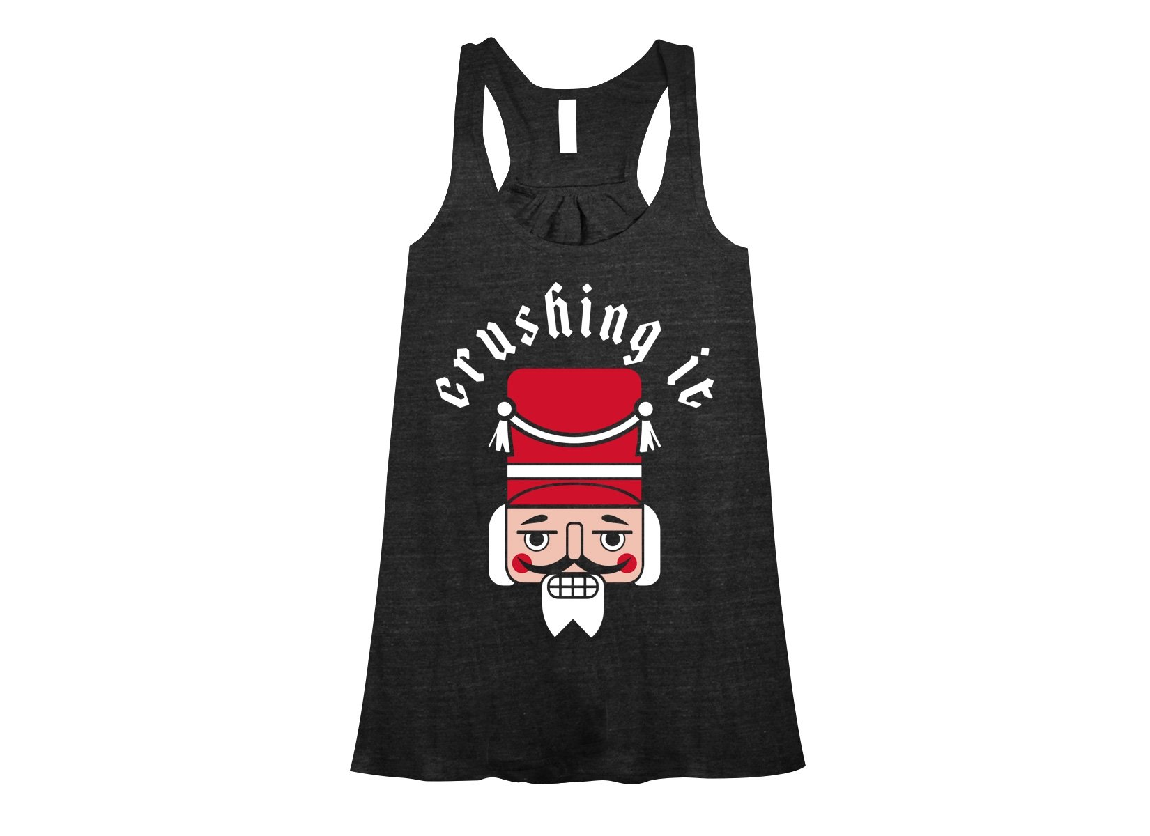 Crushing It on Womens Tanks T-Shirt
