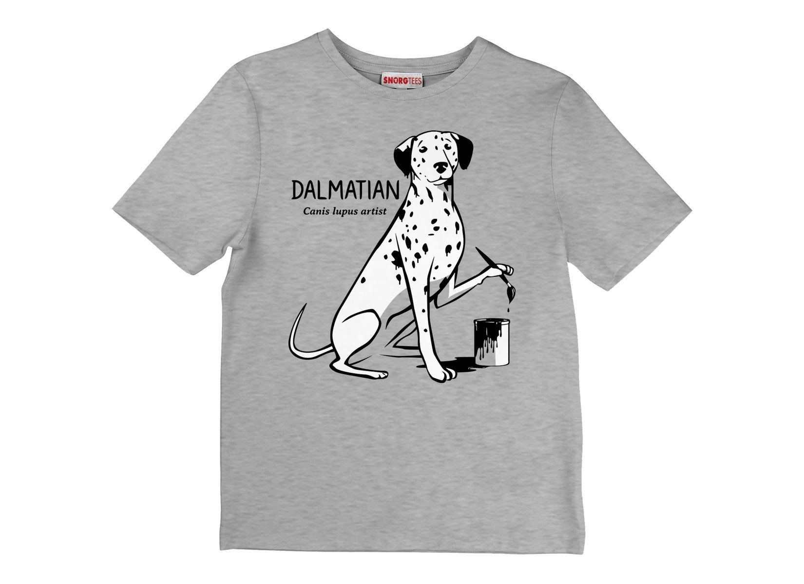 How Dalmatians Are Made on Kids T-Shirt