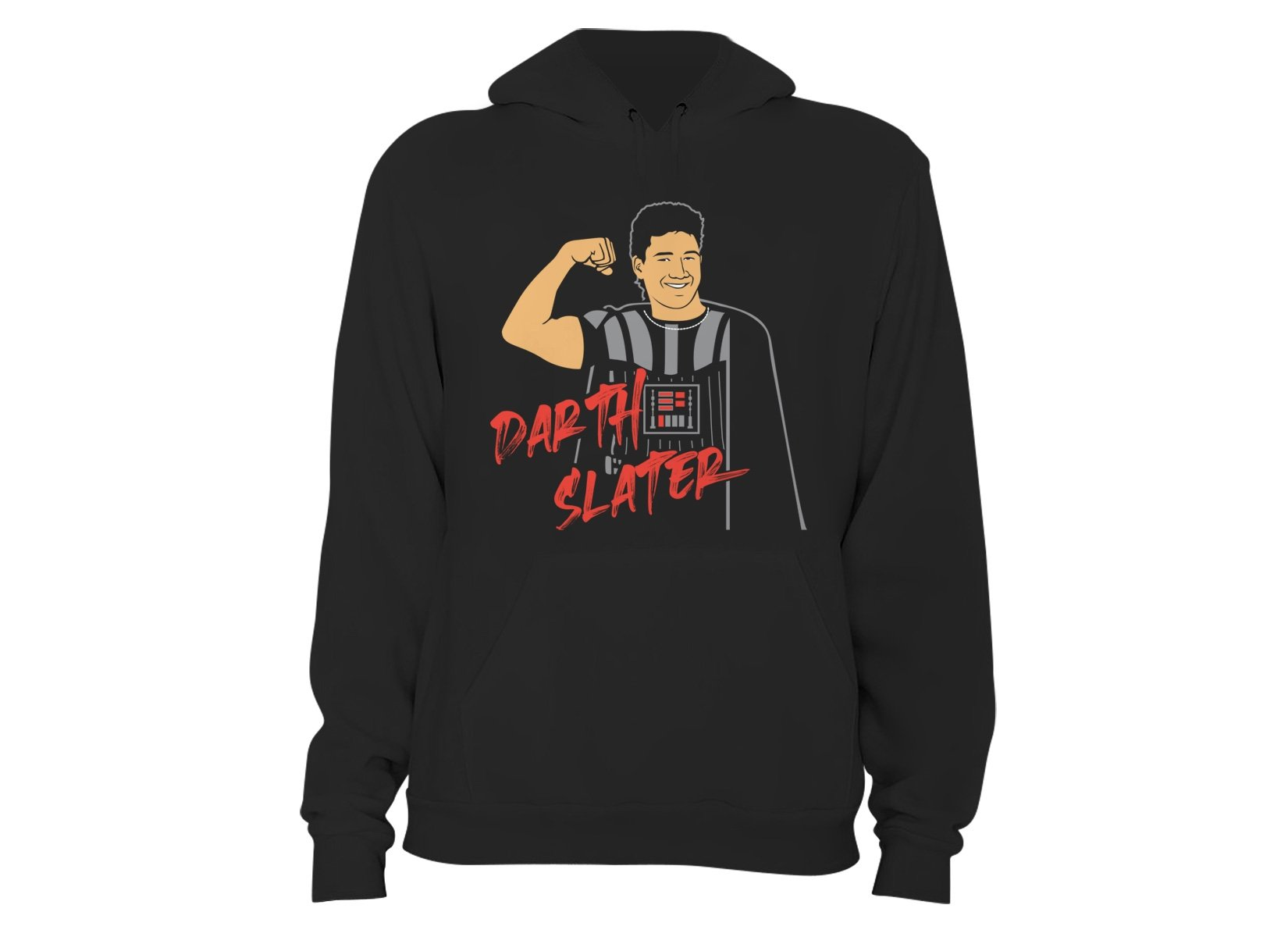 Darth Slater on Hoodie