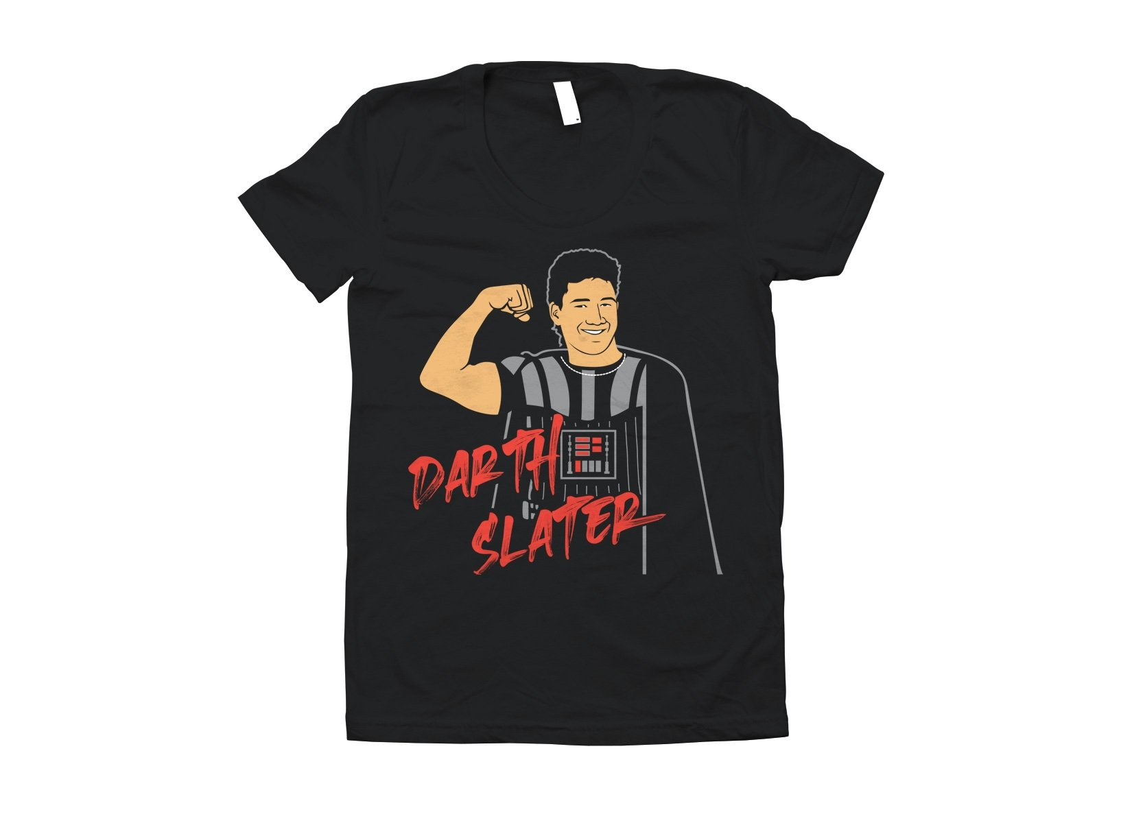 Darth Slater on Juniors T-Shirt
