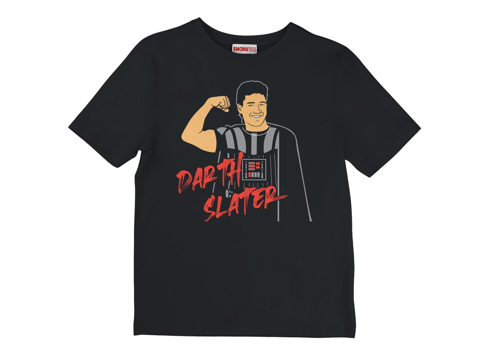 Darth Slater on Kids T-Shirt