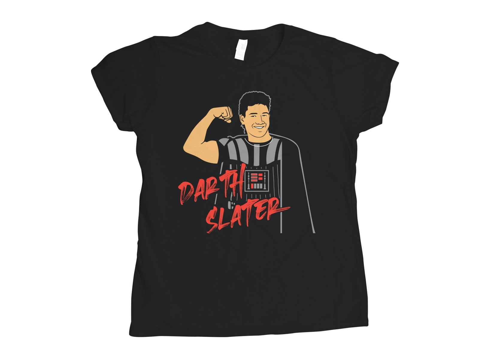 Darth Slater on Womens T-Shirt