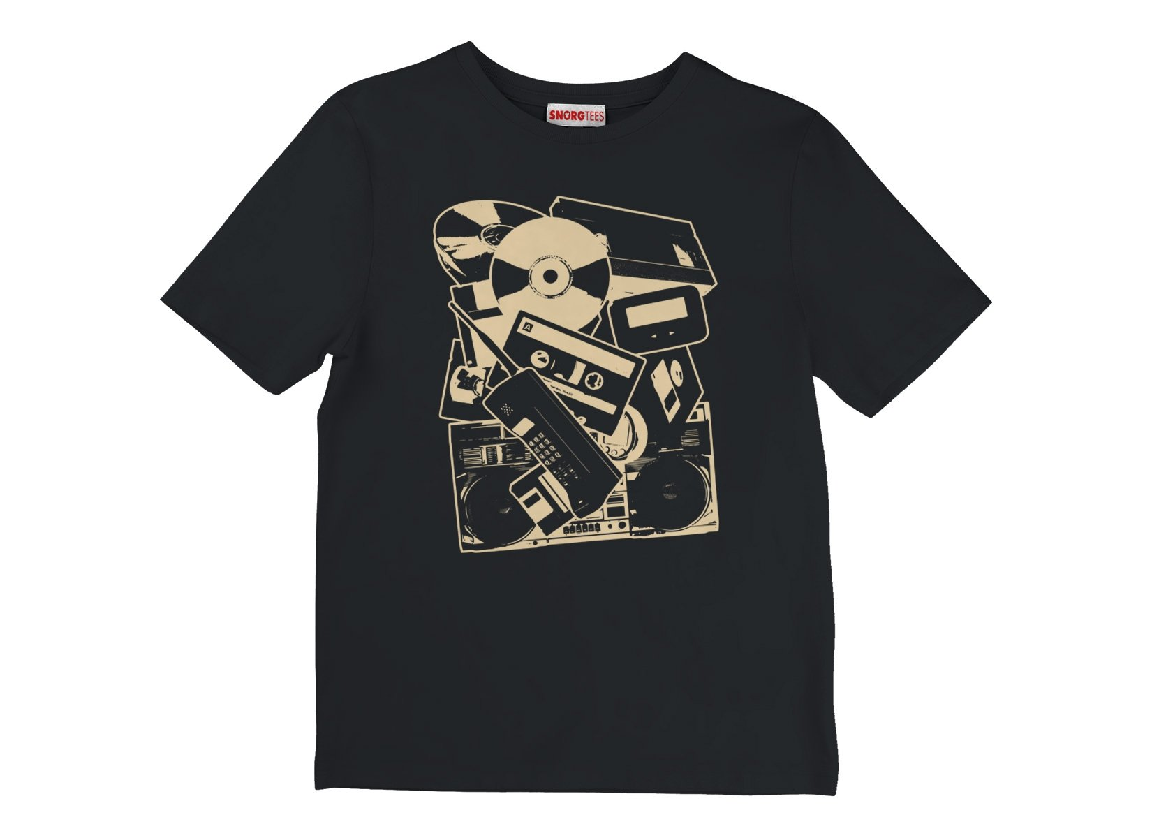 Dead Tech on Kids T-Shirt