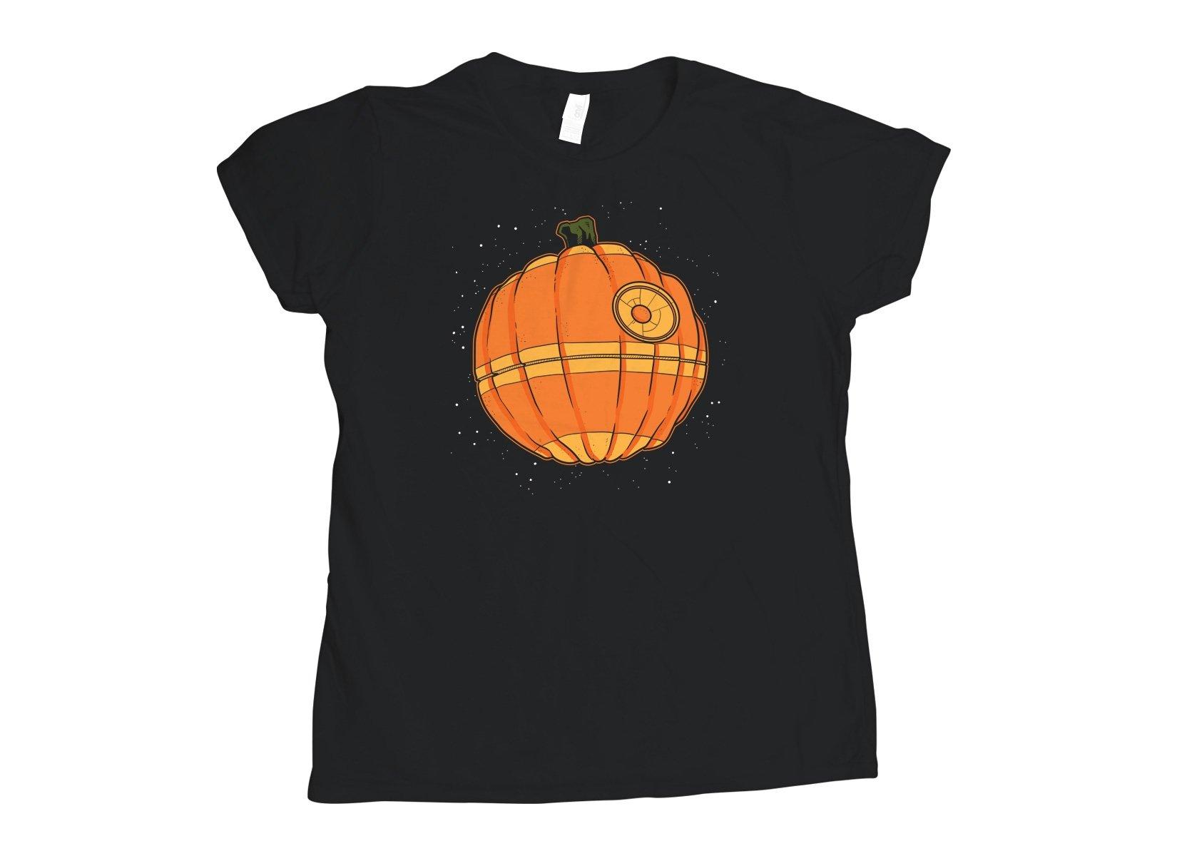 That's No Pumpkin on Womens T-Shirt