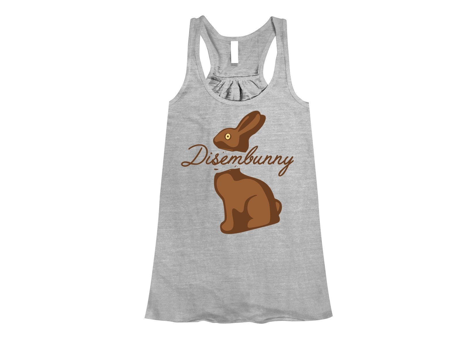 Disembunny on Womens Tanks T-Shirt