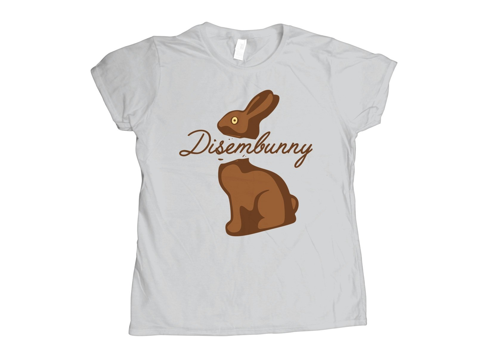 Disembunny on Womens T-Shirt