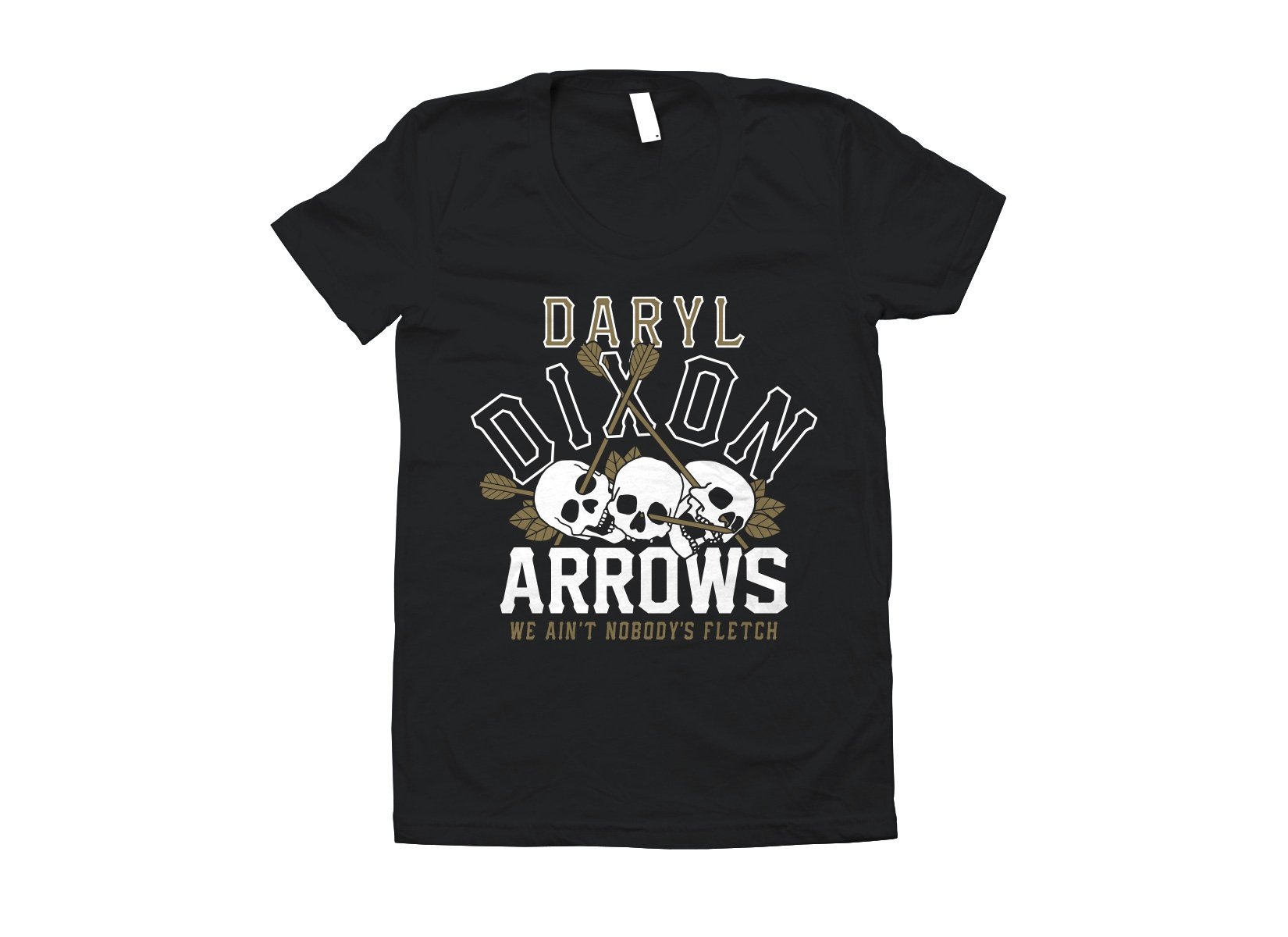 Dixon Arrows on Juniors T-Shirt