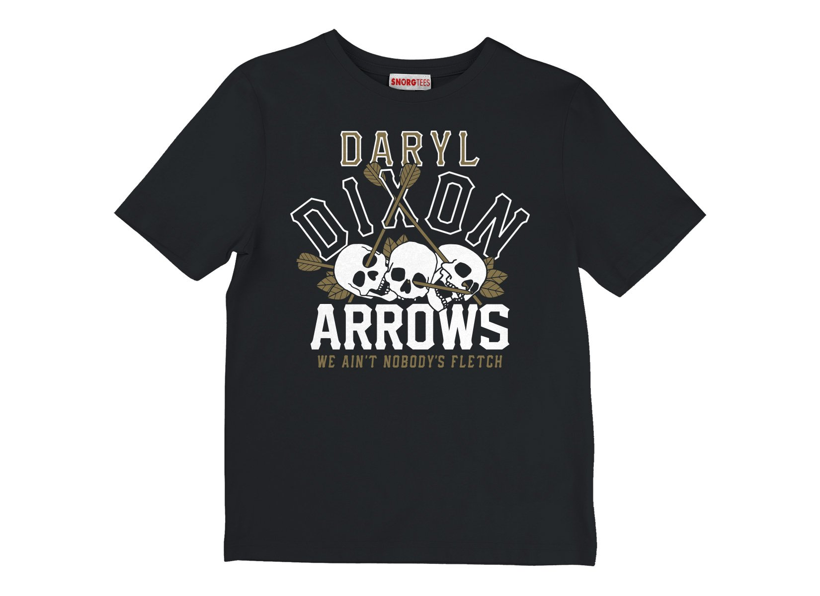 Dixon Arrows on Kids T-Shirt