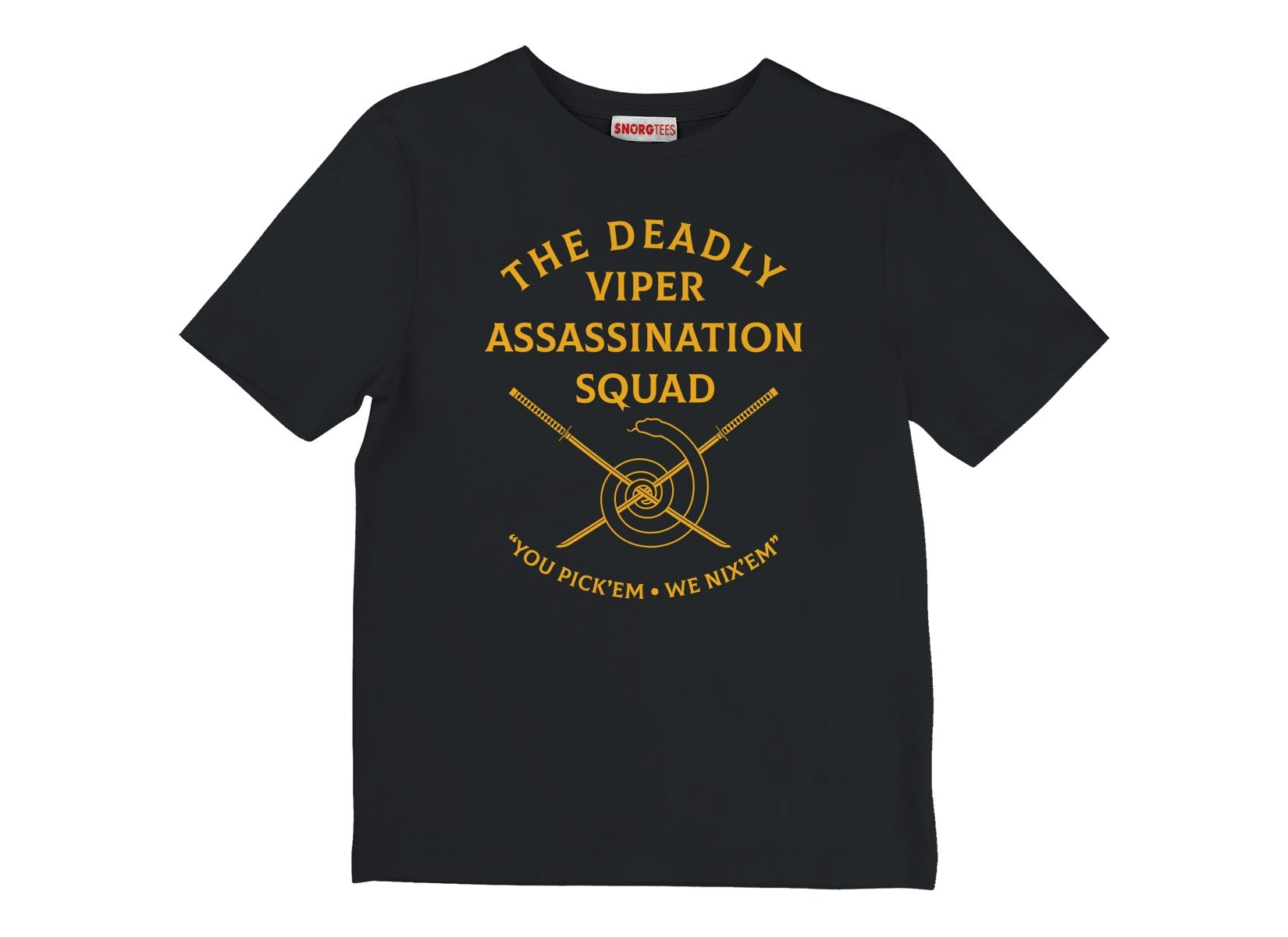 The DVAS on Kids T-Shirt