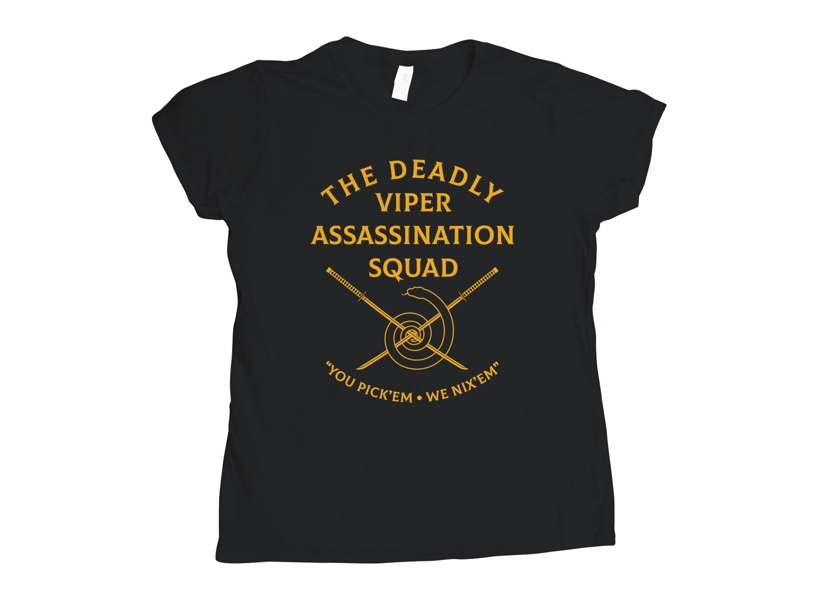 The DVAS on Womens T-Shirt