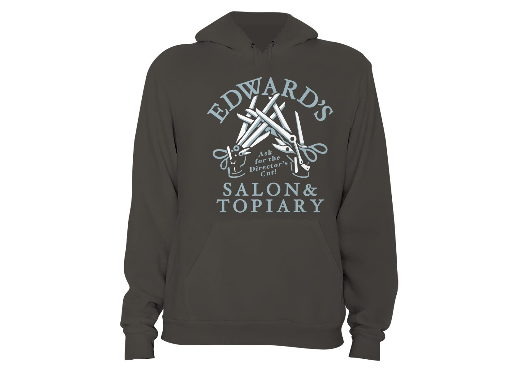 Edward's Salon and Topiary on Hoodie