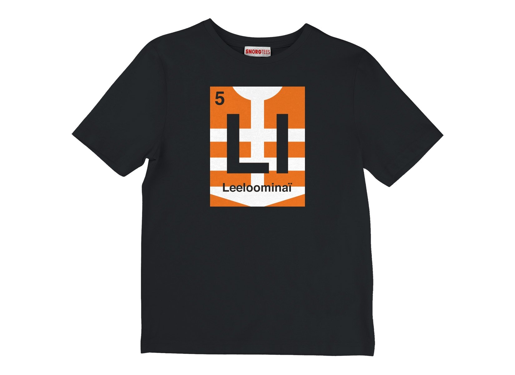 Element Number 5 on Kids T-Shirt