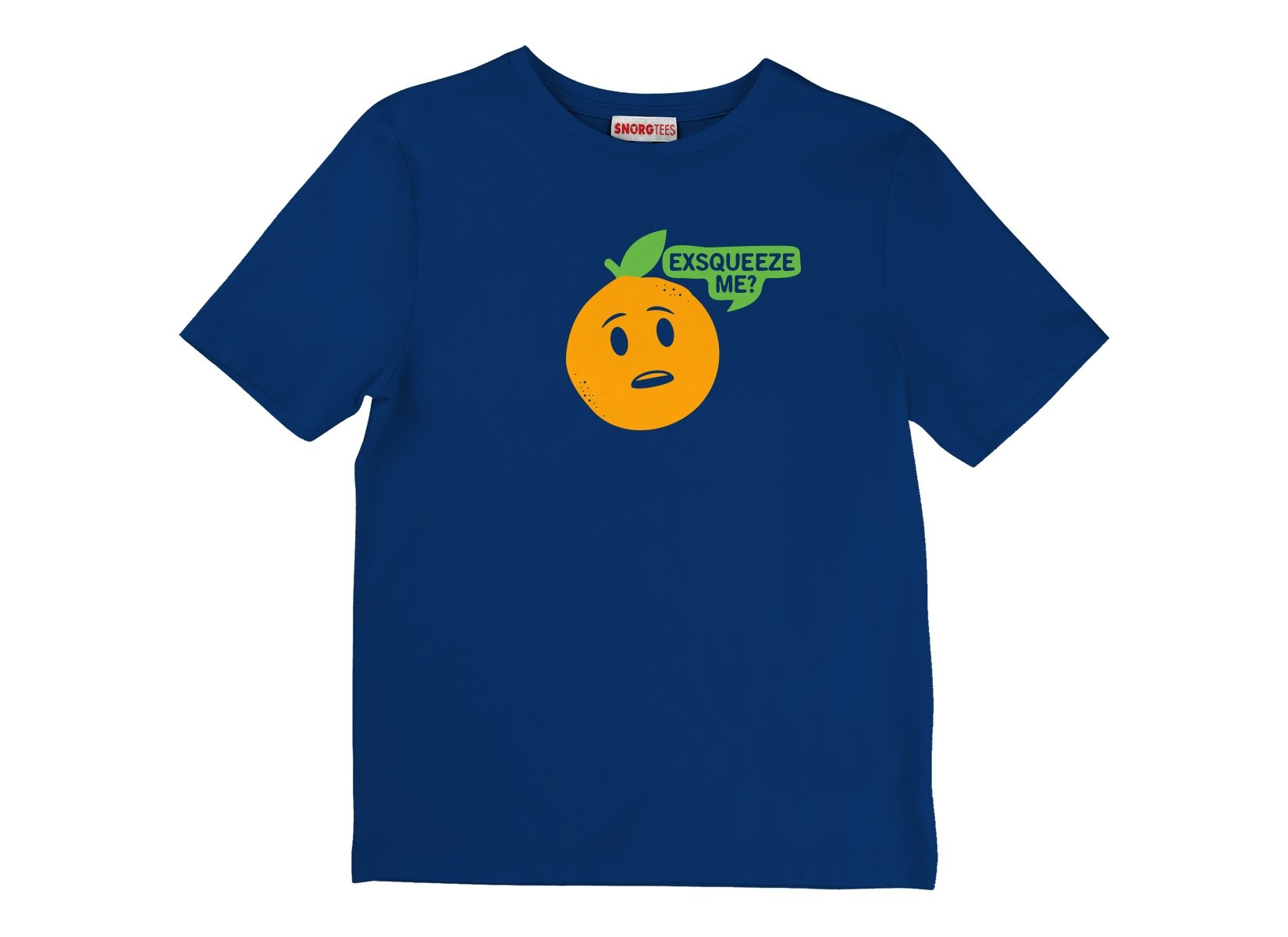 Exsqueeze Me? on Kids T-Shirt