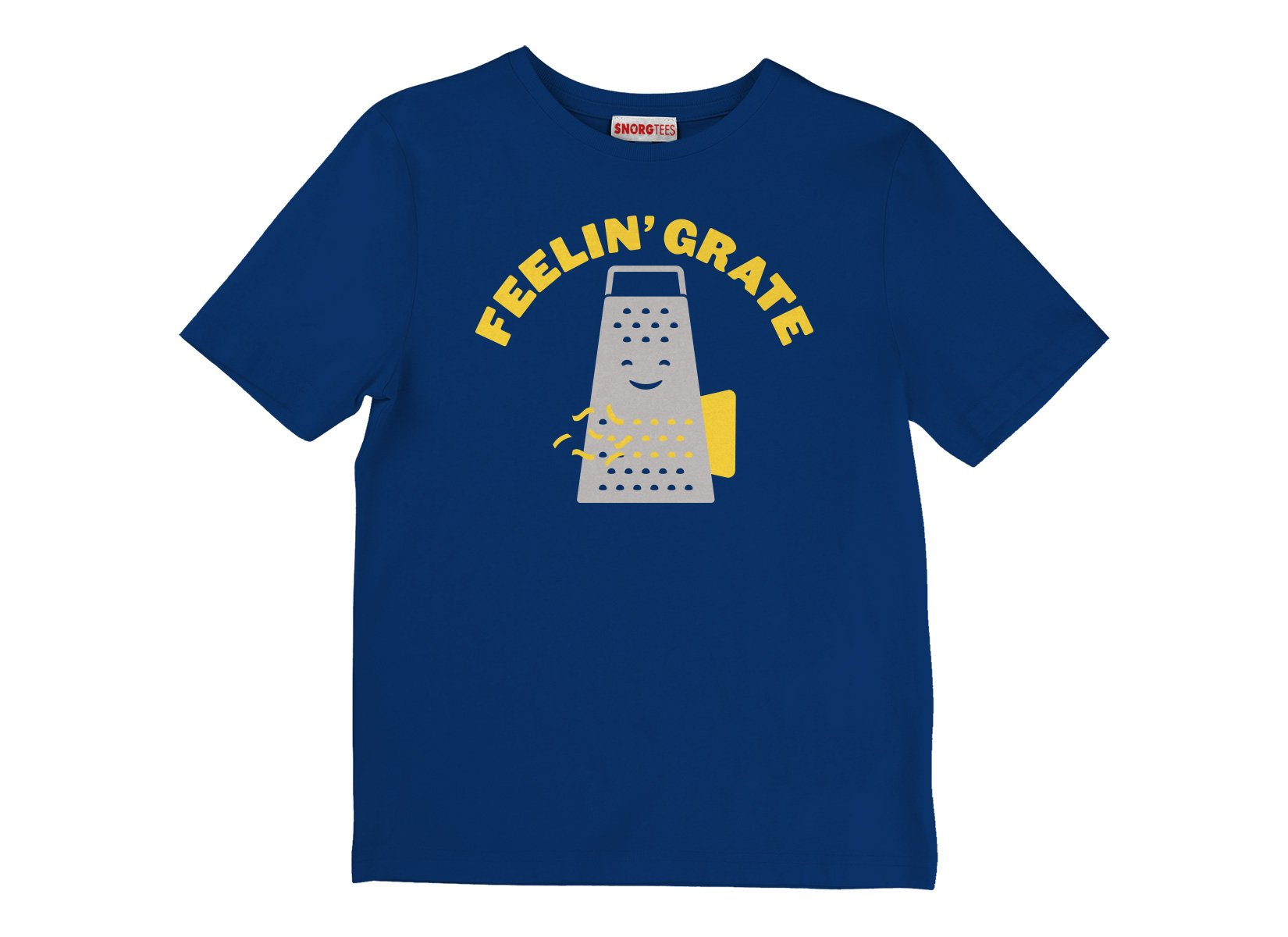 Feelin' Grate on Kids T-Shirt