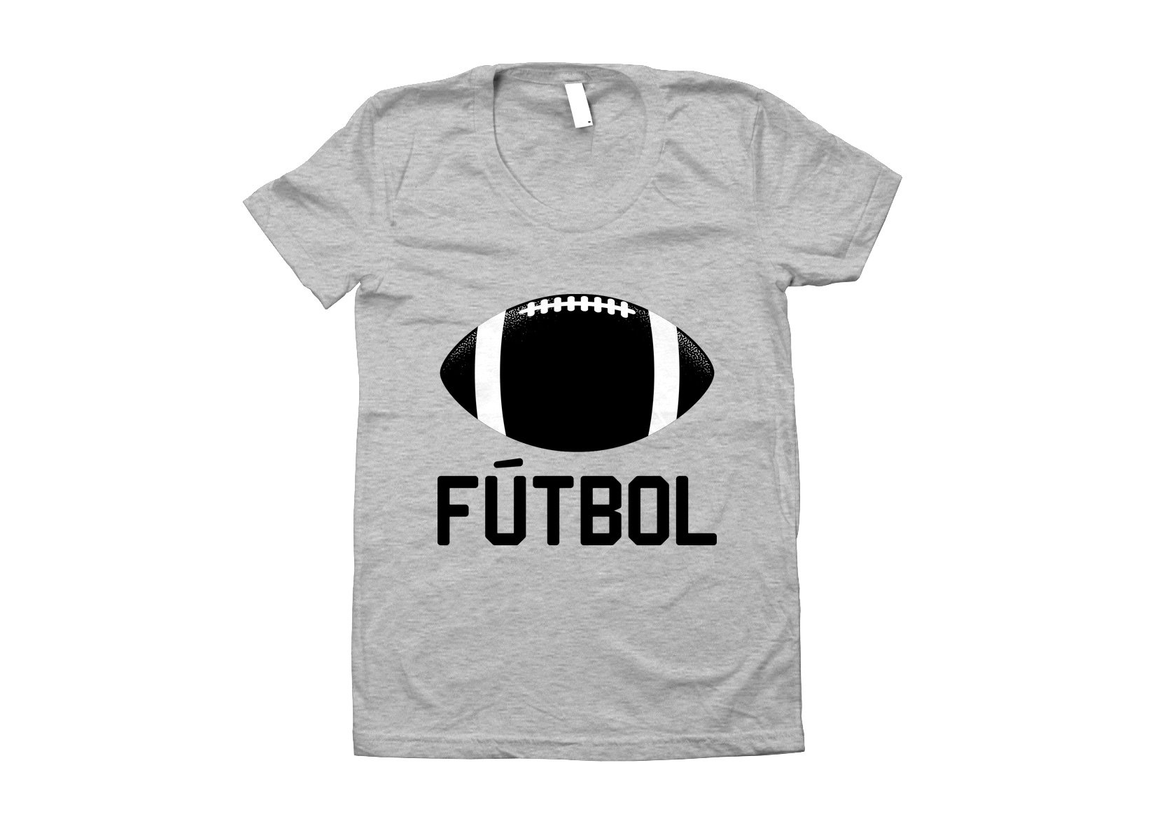 Futbol on Juniors T-Shirt