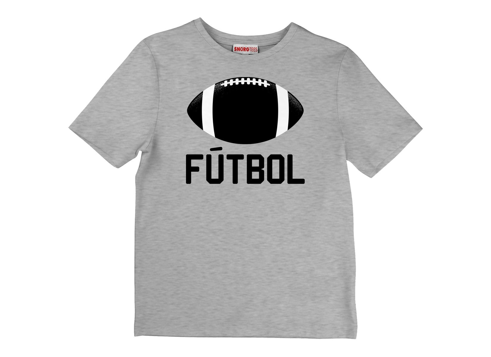 Futbol on Kids T-Shirt