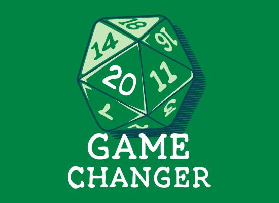 Game Changer T Shirt Snorgtees