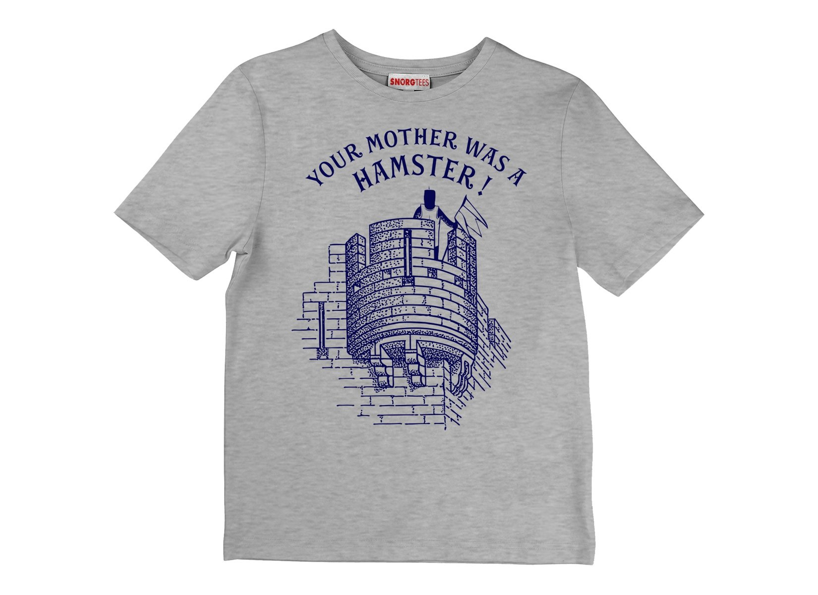 Your Mother Was A Hamster on Kids T-Shirt