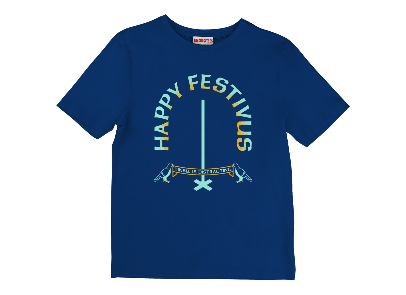 Happy Festivus on Kids T-Shirt