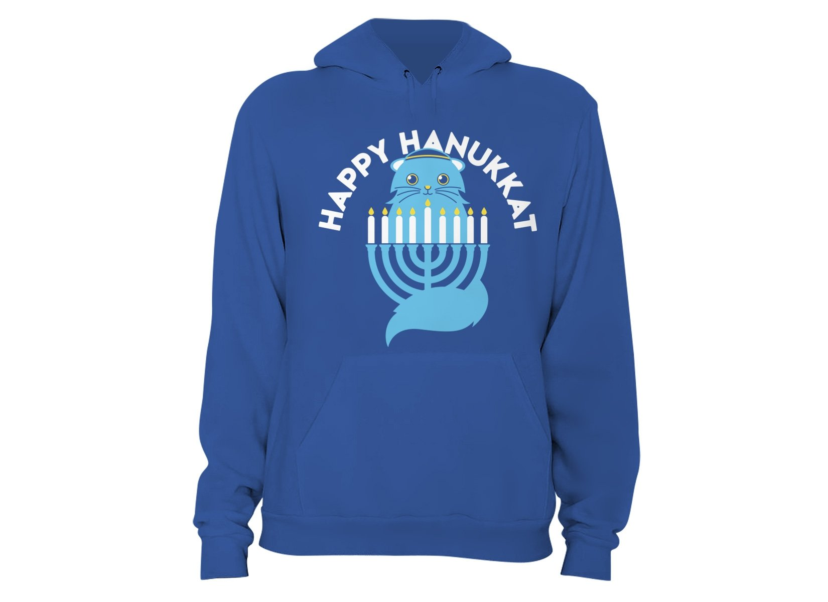 Happy Hanukkat on Hoodie