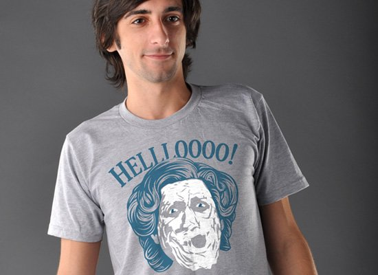 Hellloooo! on Mens T-Shirt