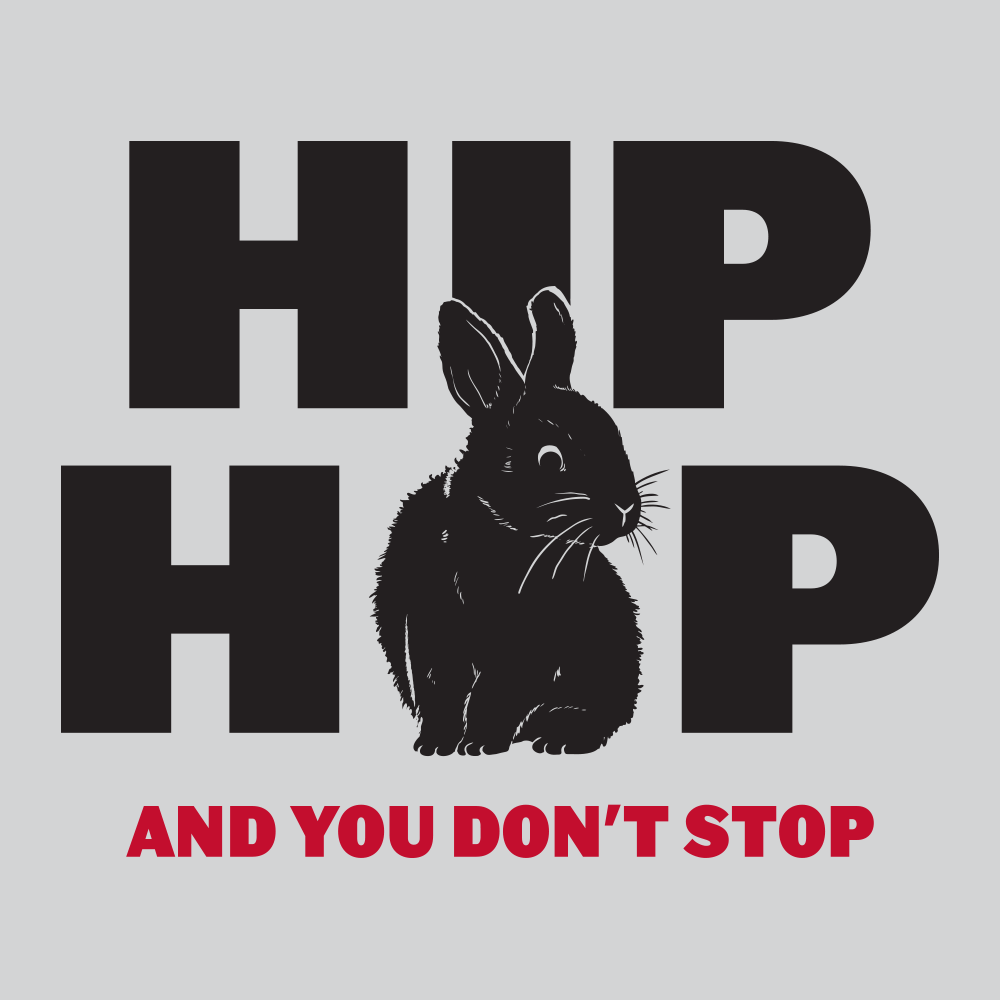 What did you do for hip – hop