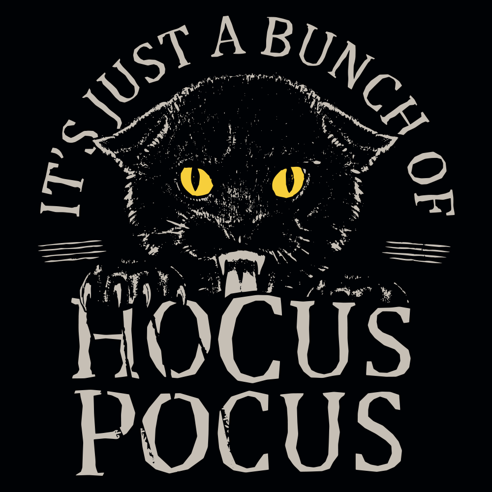 cc6b5425 Hocus Pocus T-Shirt | SnorgTees