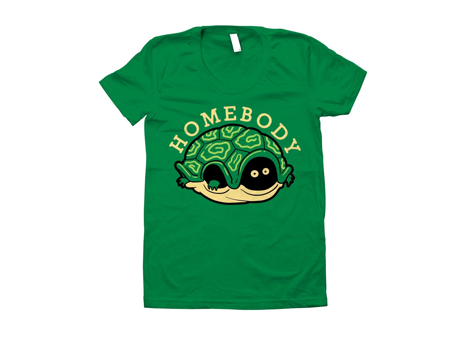 Homebody on Juniors T-Shirt