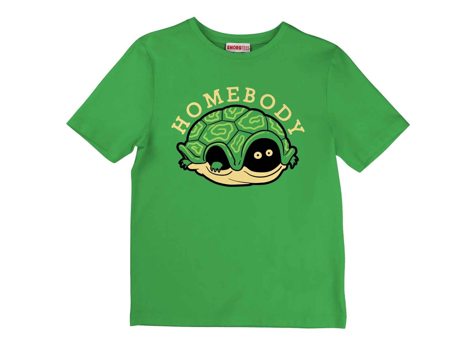 Homebody on Kids T-Shirt