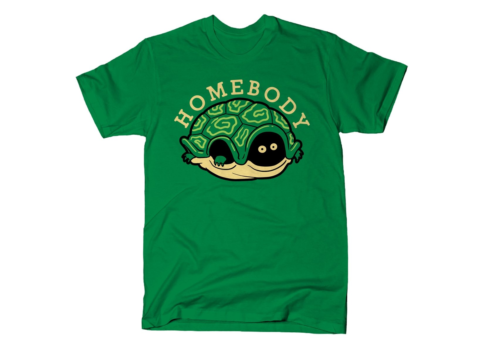 Homebody on Mens T-Shirt