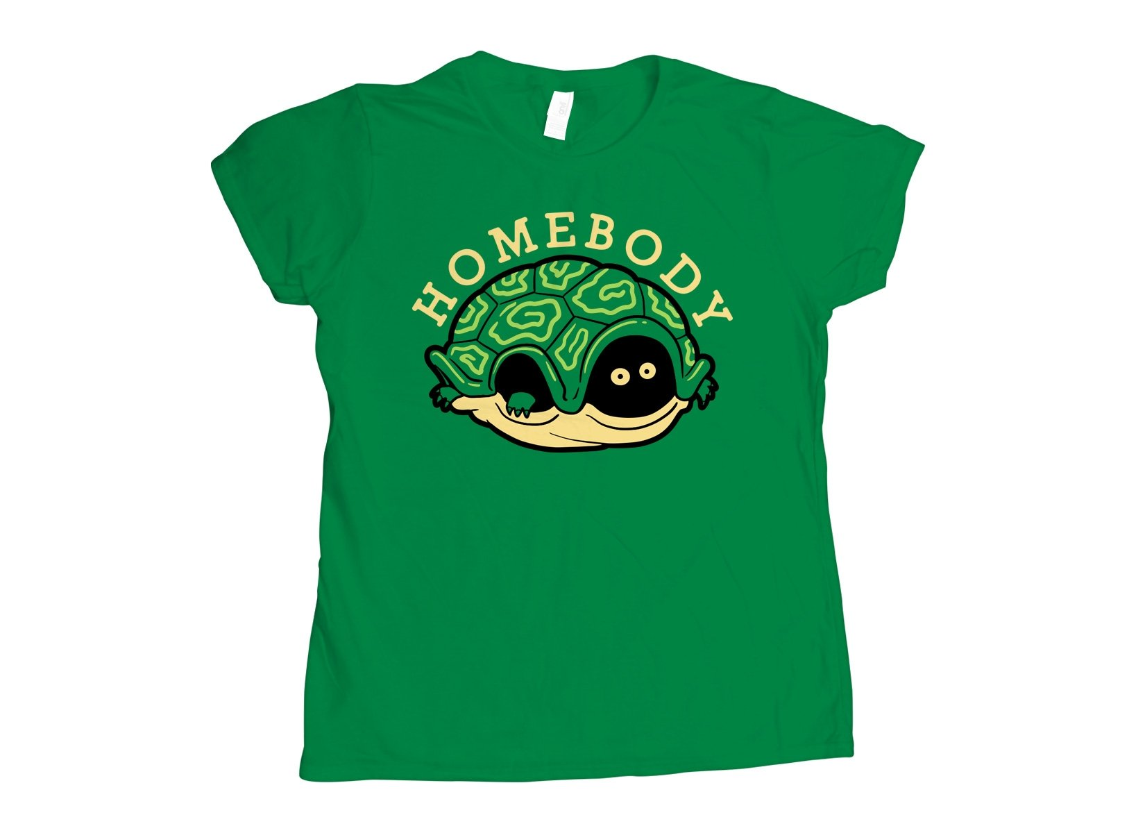 Homebody on Womens T-Shirt