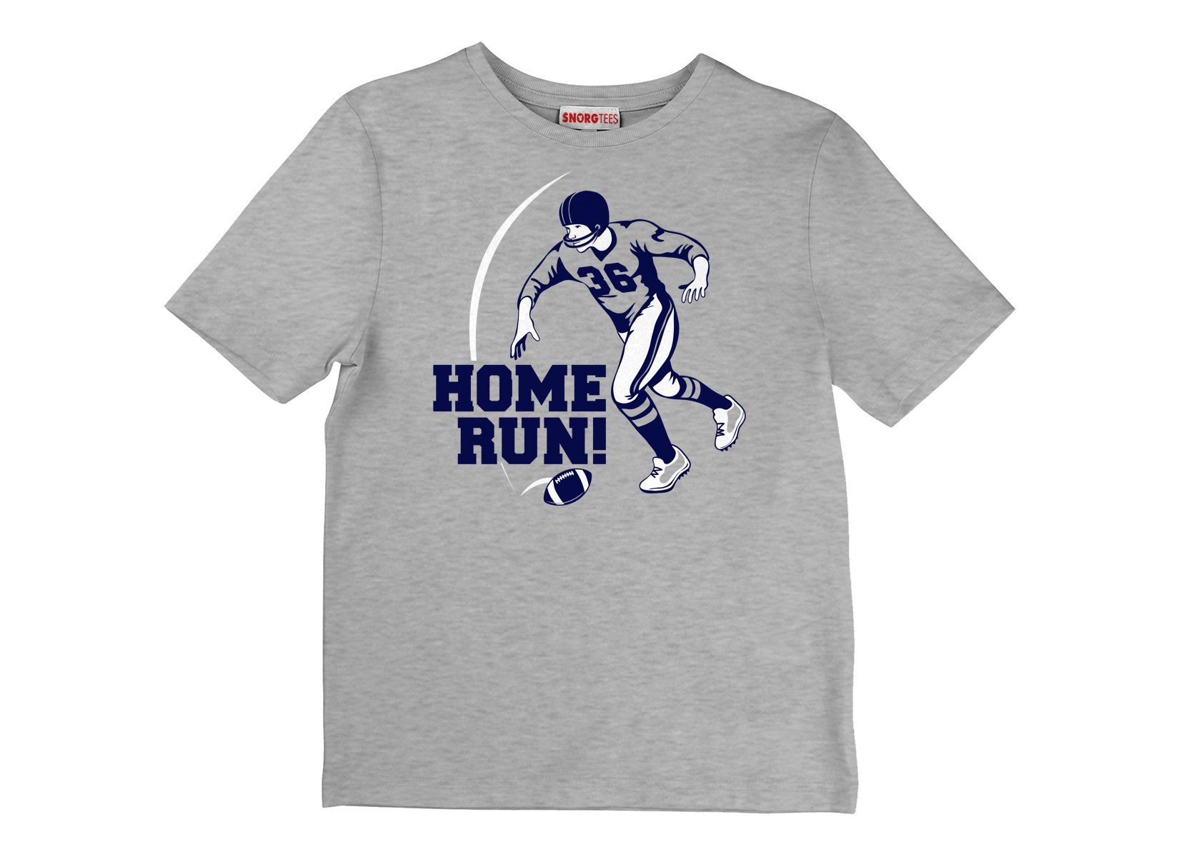 Home Run! on Kids T-Shirt