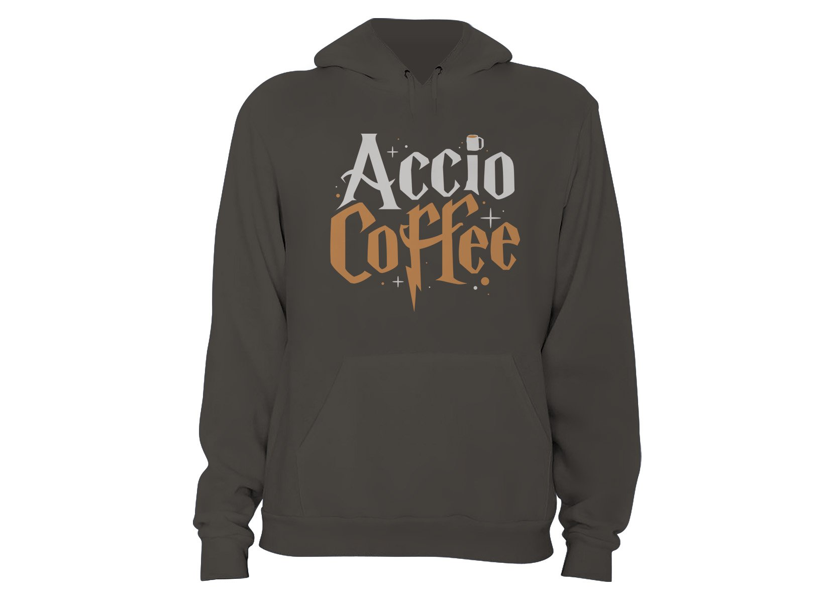 Accio Coffee on Hoodie