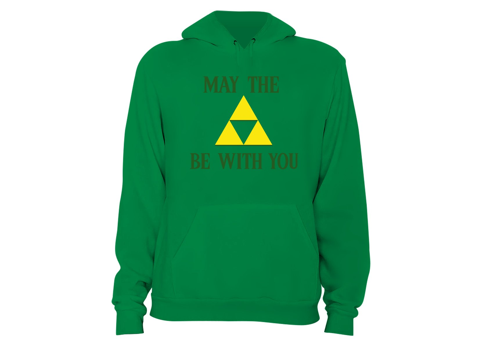 A Link To The Force on Hoodie