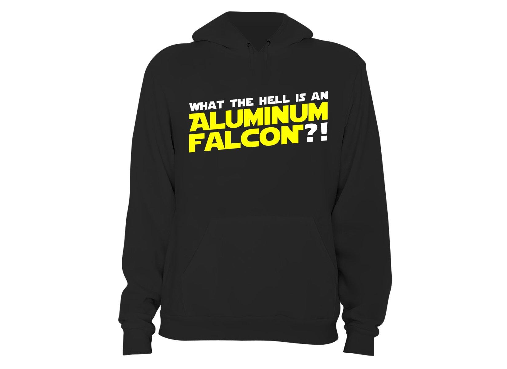 Aluminum Falcon on Hoodie