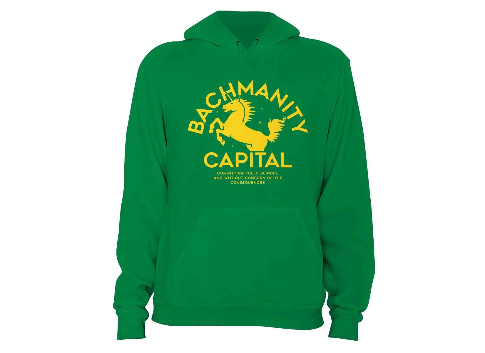 Bachmanity Capital on Hoodie