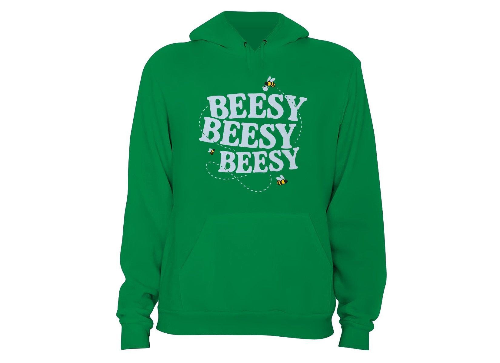 Beesy Beesy Beesy on Hoodie