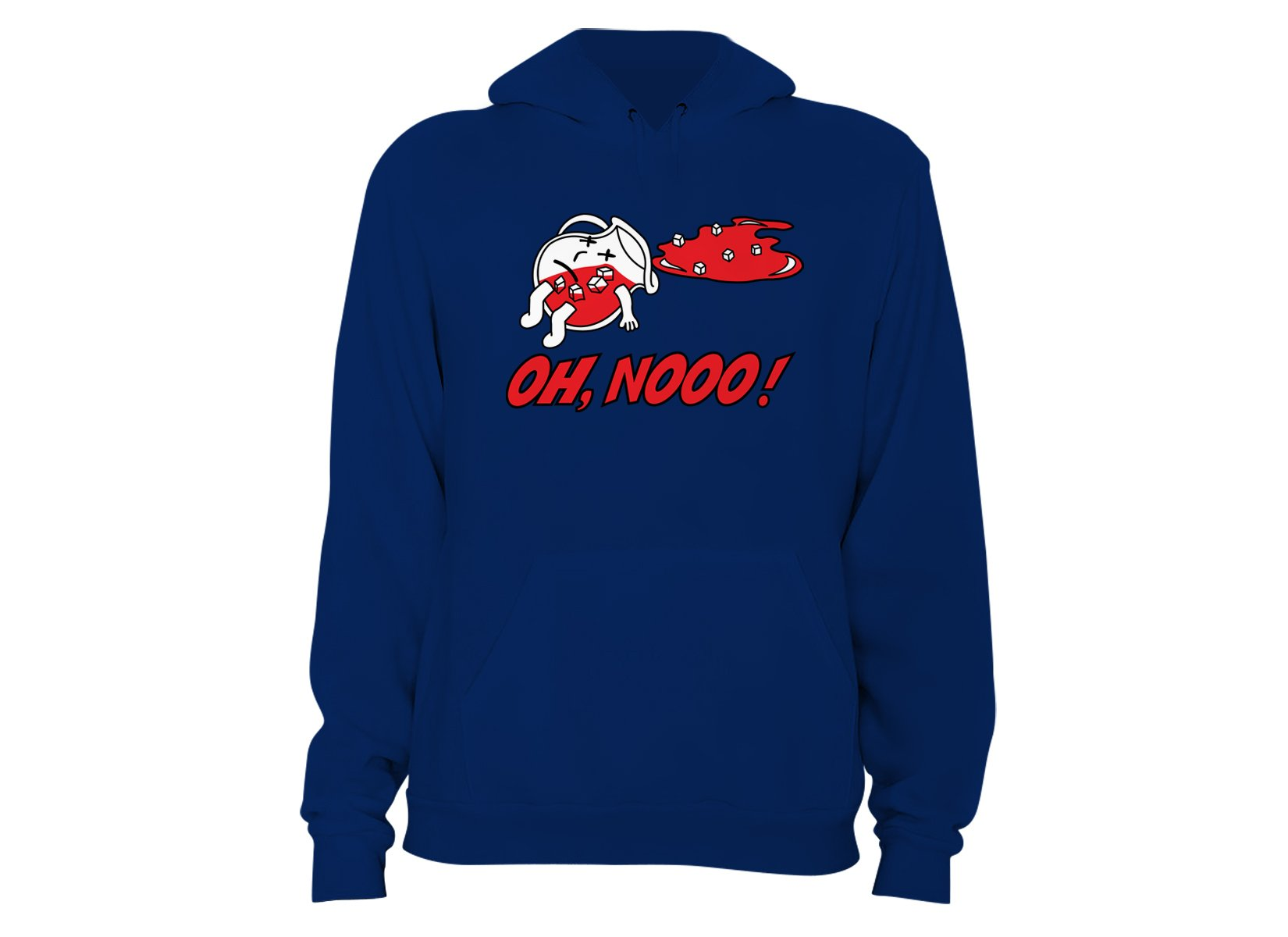 Cool Aid Man on Hoodie