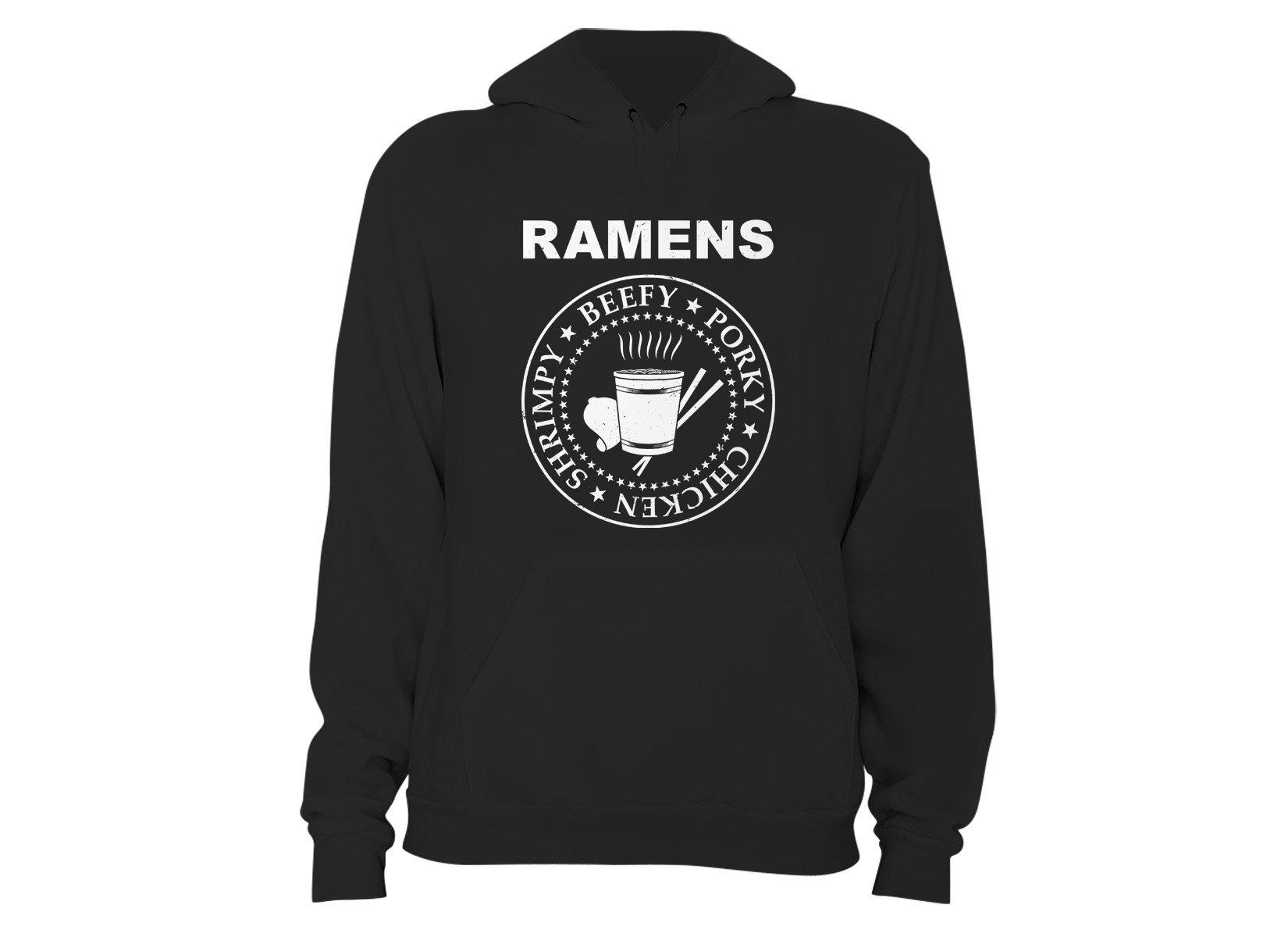 Ramens on Hoodie