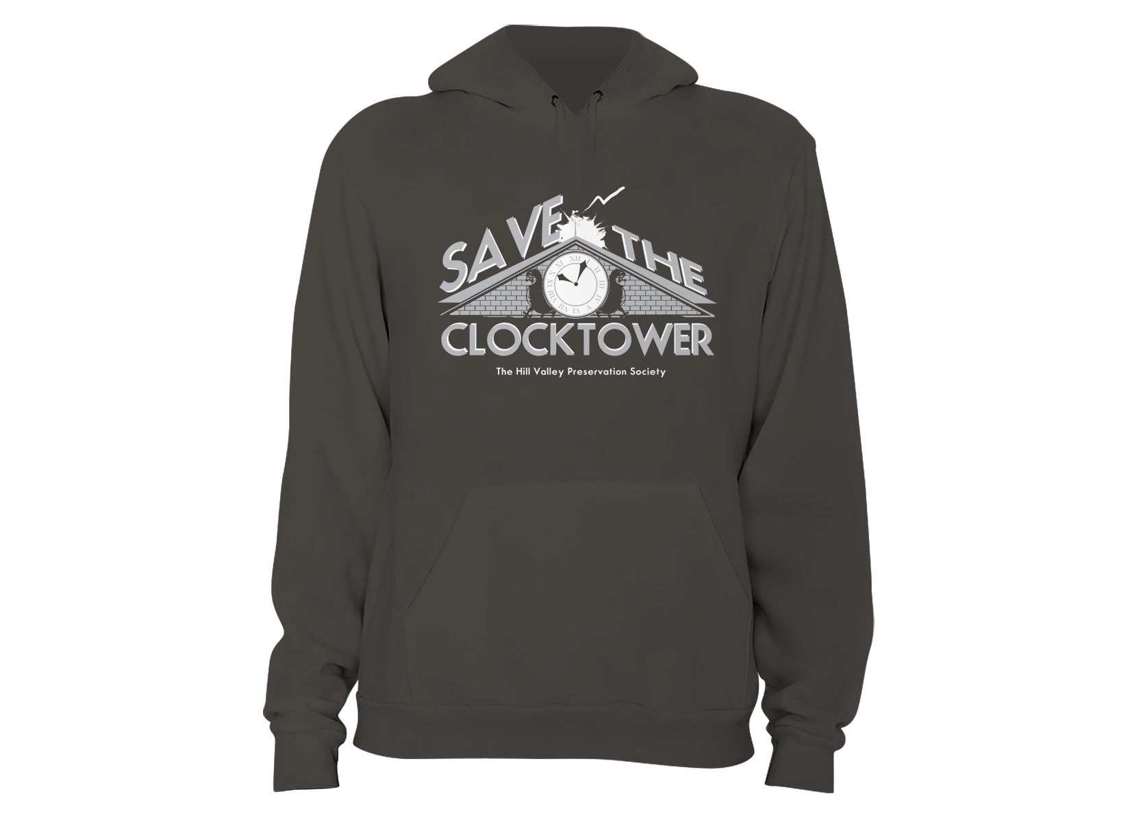 Save The Clocktower on Hoodie