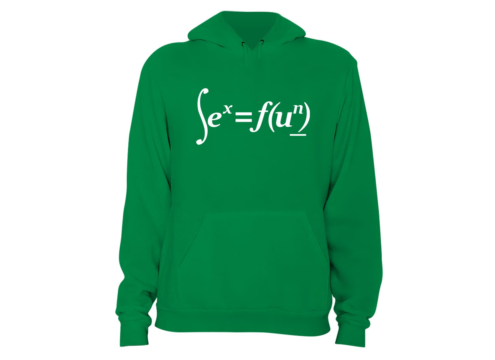 Sex Equation on Hoodie
